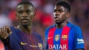 Video: Samuel Umtiti & Nelson Semedo ? Two Beast ? 2017/18